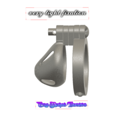 Download 3D printing models Male Chastity Device Cock Cage Penis Ring  Virginity Lock Chastity Belt Adult Game Sex Toy locker CPC-117 3d print and cnc, Dzusto