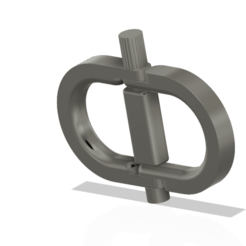 Download 3D printing templates Handcuffs Slave Restraints BDSM Bondage 3d print cnc, Dzusto
