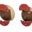 Download 3D printer templates Female Nipple Clamps  Fetish Nipple Teasers Breast Clit Sensual Bondage  Nipple Clips Boobs Bondage Female Restraints fbn-07 3d print cnc, Dzusto