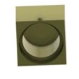 cube-02-a1 v1-11.png Descargar archivo OBJ Caja de regalo Caja secreta pequeña caja secreta Modelo de impresión en 3D • Modelo para imprimir en 3D, Dzusto