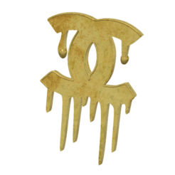 fem-jewel-31 v2-02.png Download STL file CHANEL Nipple Restraints Female male Non-Piercing Body Jewellery Bobs Bondage Weight Female Chastity Device femJ-31 version 3d print cnc • 3D printer template, Dzusto