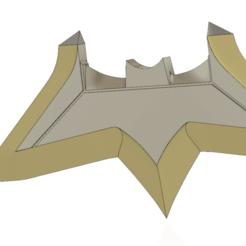 boomerang_bm03 v17-02.png Download OBJ file Real Batarang Boomerang throwing weapons  • 3D printing object, Dzusto