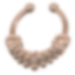 Download 3D printing designs fake nose hook FAKE NIPPLE PIERCING Female male Non-Piercing Body Jewellery  Bondage Weight  femJ-48 3d print cnc, Dzusto