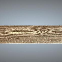 """wood-27-05.jpg Télécharger fichier STL real 3D Relief texture décor sol support mural pour décoration """"decor-wood-27"""" pour 3d print CNC building • Modèle pour imprimante 3D, Dzusto"""