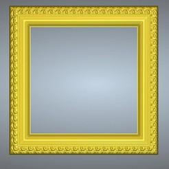 photo-frame-03-00.jpg Télécharger fichier STL cadre photo photo pf-03 3d-print et cnc • Design à imprimer en 3D, Dzusto