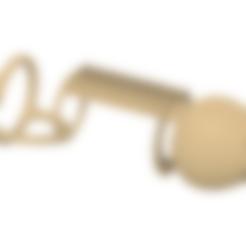 Penis-erection-ring-support-07 v6-02.png Download STL file BDSM erection ring penis support SM Sex Tongue Clitoris Stimulator G Spot Masturbator Oral pers-07 flex or silicone 3d print and cnc • 3D printable design, Dzusto