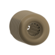 Masturbator-05 v1-09.png Download STL file Male Masturbator Cup Soft Pussy Sex Toys Transparent Vagina Adult Endurance Exercise Sex Products Vacuum Pocket Cup Silicone for Men mst-05 • 3D print object, Dzusto