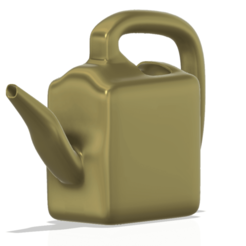Download STL files handle exclusive professional  watering can for flowers v11, Dzusto