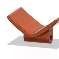 Télécharger plan imprimante 3D Base pour remorque de bateau à roulettes de yacht 3 pouces pour impression 3d cnc, Dzusto