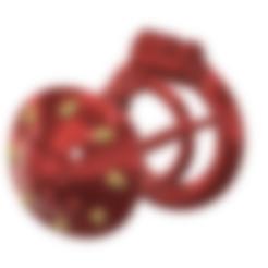 cock-cage-lock-69 v1-10.png Télécharger fichier STL Dispositif exclusif de chasteté masculine Cage à pénis Anneau de virginité Verrou de chasteté Ceinture de chasteté Jeu pour adulte Coffre-fort sex toys v69 Impression 3d et cnc • Modèle pour impression 3D, Dzusto