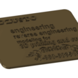 Download free STL file Modeling product engineering reverse-engineering 3d print cnc, Dzusto