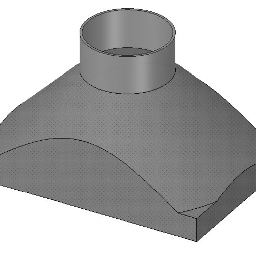 Download 3D printing models exhaust hood suction nozzle from an industrial vacuum cleaner vr01 3d-print, Dzusto