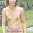 Download 3D printing models Women Female BRA Tongue Breast Boobs Bondage Chastity Device Restraints tits very small boobs tits version fb-06 3d print cnc, Dzusto