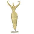 Download 3D printer designs  jewelry and fashion table decoration or strapon dick penis dildo 3d-print and cnc, Dzusto