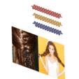 Female braid hair 04 v6-01.png Download STL file female hair braid hair styling roller hair accessories for girl headdress weaving tool 3d print cnc • 3D printing object, Dzusto