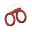 Download 3D printer templates erection ring penis support ring Sex Tongue Penis Rings Clitoris Stimulator G Spot Masturbator Oral ers-17 3d print and cnc, Dzusto