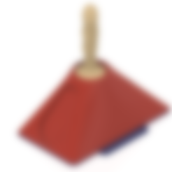 Télécharger fichier imprimante 3D Dildo Mount Box partenaire dans le sexe dm01 3d print cnc, Dzusto