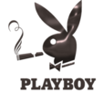 Download 3D printer templates PLAYBOY PLAYMATE LOGO Female male Jewellery Weight Restraints PB-01 3d print cnc, Dzusto