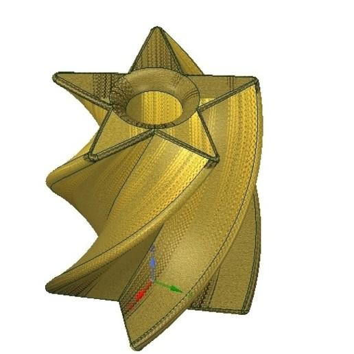 Download STL files vase cup vessel v16 for 3d-print or cnc, Dzusto