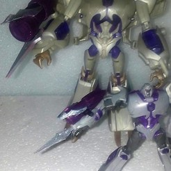 00.jpg Download STL file Transformers Prime Cannon Sword Voyager RID and Mini Megatron • 3D printing template, Sieg_kai