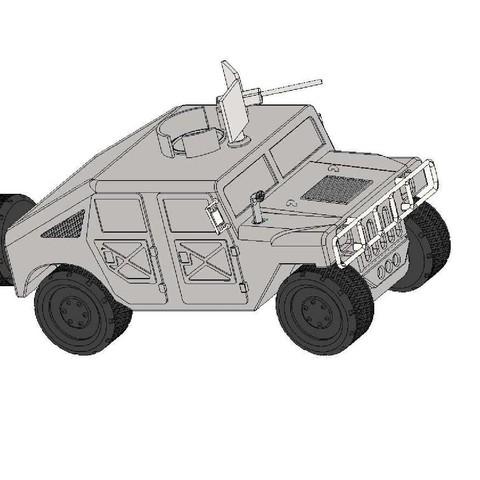 Download free 3D printer files toy car, DenOobator