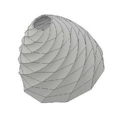3D printer models vase, kolejnylipnyemail