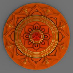Descargar modelos 3D gratis Mandala_1, mech22ayush