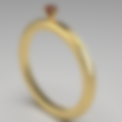 Download free 3D printing models Gold Ring 2, mech22ayush