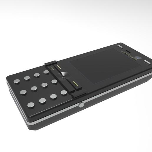 Descargar modelos 3D gratis Sony Ericsson K810i, mech22ayush