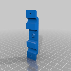 Download free 3D printing designs Anet A8 A6 X Axis Belt Tensioner (No Z Axis Pressure), Andrux51