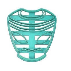 Download 3D printer designs BEN 10 COOKIE CUTTER, BUZZSHOCK COOKIE CUTTER, COOKIE CUTTER, FONDANT CUTTER, mipm