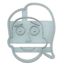 Download 3D printer model COOKIE CUTTER, FONDANT, RICK AND MORTY, SUMMER SMITH, mipm