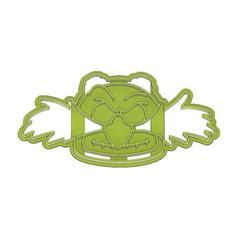Download 3D print files CORTADOR DE GALLETAS FONDANT MR EGGMAN SONIC, mipm
