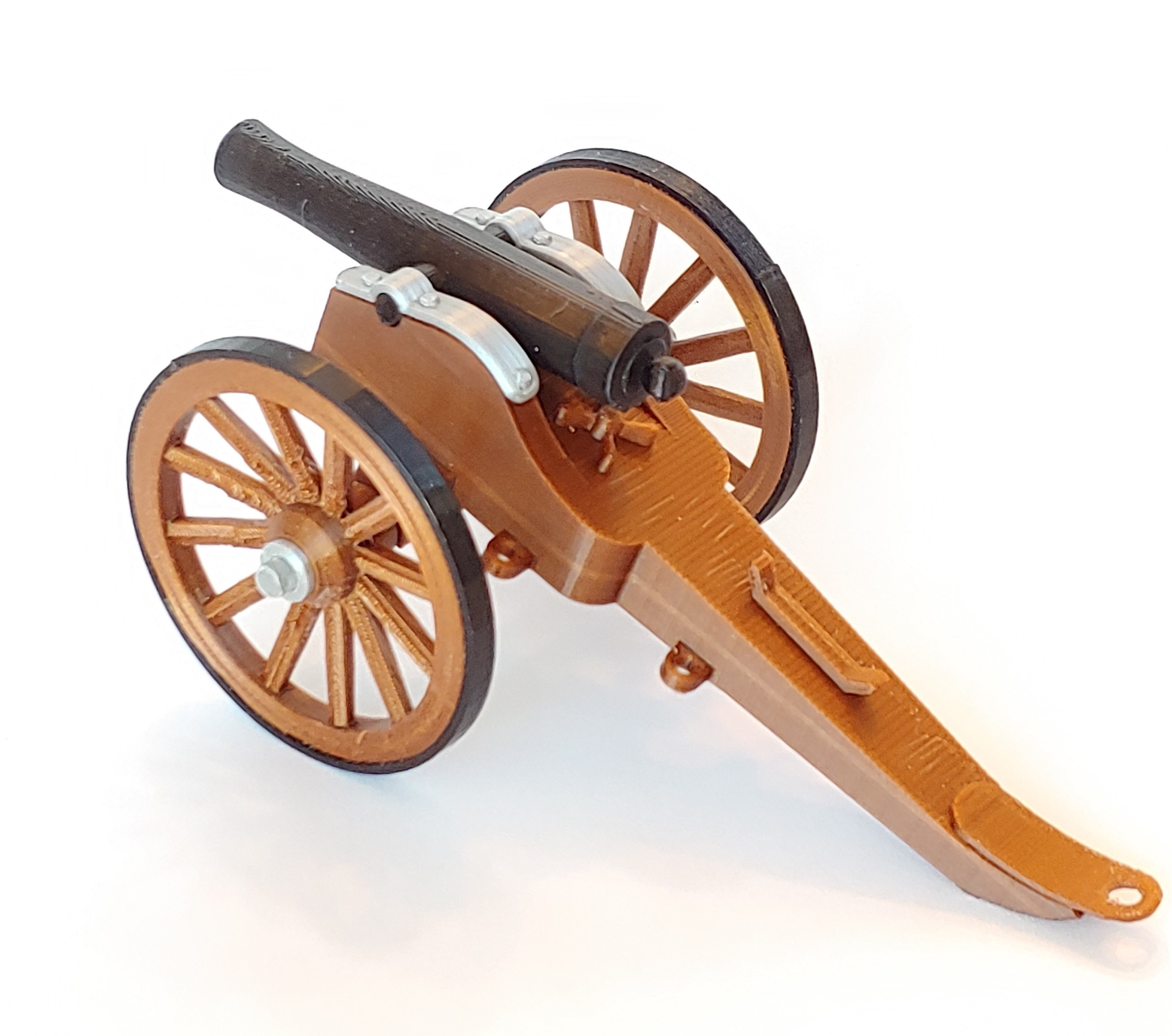 C-Cannon02.jpg Download free STL file Civil War Cannon • 3D print template, pdasher