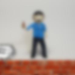 Télécharger fichier 3D gratuit Randy Marsh[South Park], Dream_it_Model_it
