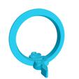 Imprimir en 3D gratis KTFRD06 Filigrana Serpiente Anillo Geométrico Diseño 3D Joyería, KTkaRAJ