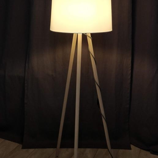 Télécharger modèle 3D Lampe scandinave, victor_ourd