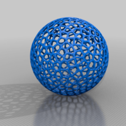 Download free 3D printing designs Sphere, MiguelJ