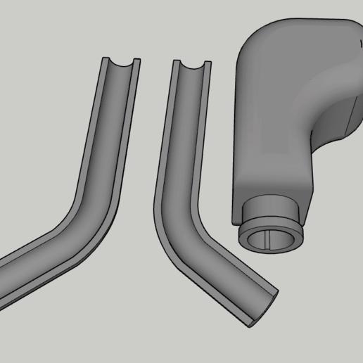 Download free 3D printer designs Citroen gear lever, MiguelJ