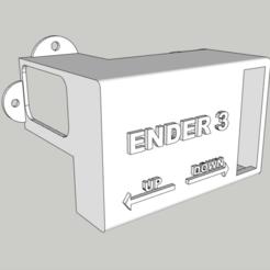 Captura de pantalla 2020-04-07 a las 12.33.46.png Télécharger fichier STL gratuit Extrudeuse Protector Fun Ender 3 • Plan imprimable en 3D, MiguelJ