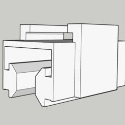 Captura de pantalla 2020-04-21 a las 22.32.47.png Télécharger fichier STL gratuit Porte-chaussures pour Ender 3 • Design pour impression 3D, MiguelJ
