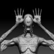 Download free 3D print files Pale man, h3ydari96