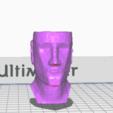 Download 3D printer model Male Vase, h3ydari96