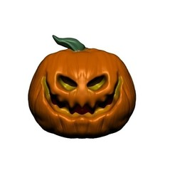 Download free 3D printer model pumpkin, h3ydari96