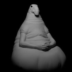 zhdun_arnold.jpg Download STL file Homunculus loxodontus Zhdun Ждун  • 3D printer design, h3ydari96