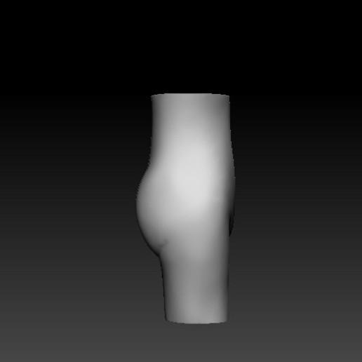 female vase2.jpg Download free OBJ file Female vase • Design to 3D print, h3ydari96