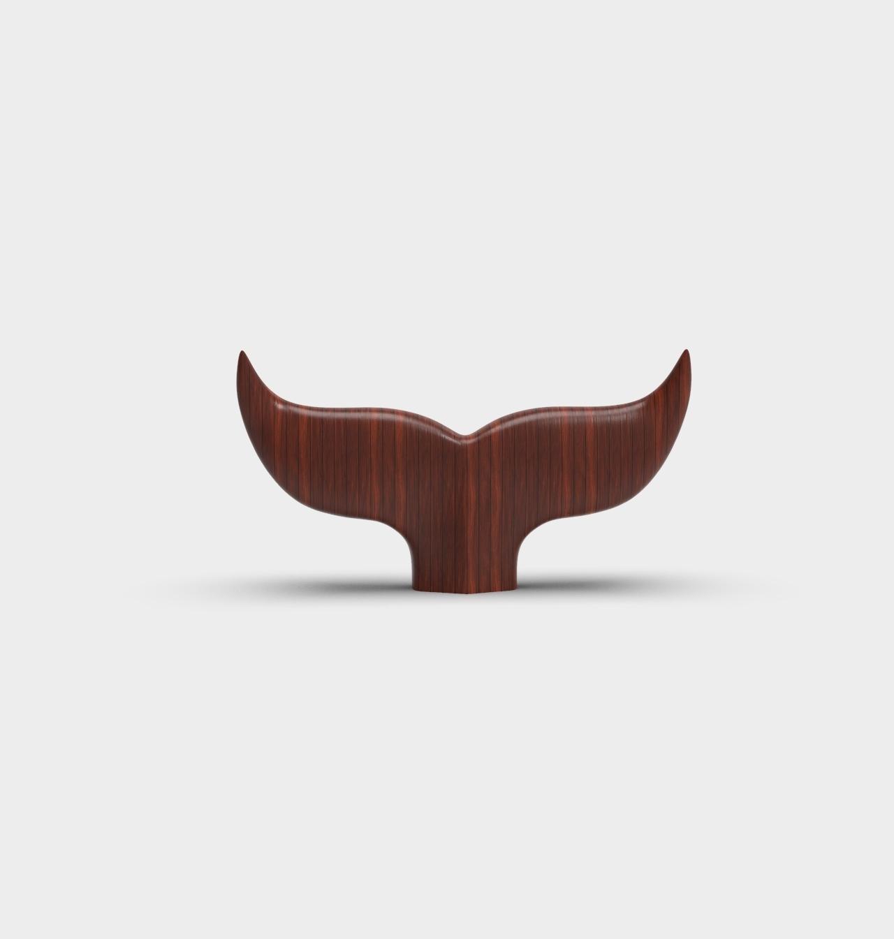 Whale Tail_1.jpg Download free OBJ file Whale Tail 1 • Model to 3D print, h3ydari96