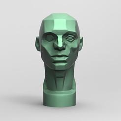 untitled.46.jpg Télécharger fichier OBJ Avions de tête - John Asaro • Design pour imprimante 3D, h3ydari96