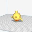 Download free 3D printing models King Boo Pen Holder, FrazerPhrase