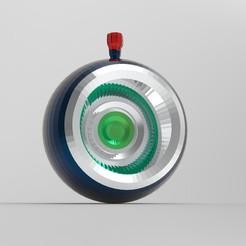 Télécharger plan imprimante 3D gatuit BALLE NAVIDÉENNE, jctesoro